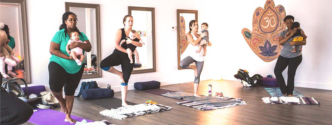 Baby Mommy Yoga
